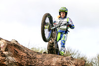 2017 ACU British Ladies Trials Championship - Rd 1.